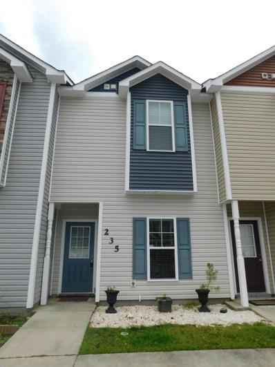235 Caldwell Loop, Jacksonville, NC 28546 - MLS#: 100128566