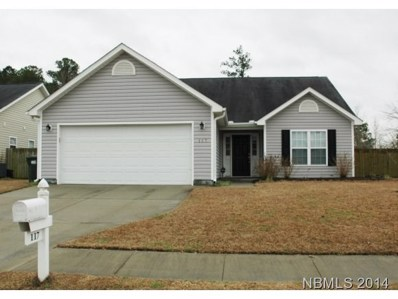 117 Felicity Lane, New Bern, NC 28562 - MLS#: 100129215