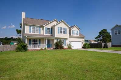 220 Rutherford Way, Jacksonville, NC 28540 - MLS#: 100129330