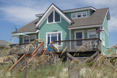 109 W Beach Drive, Oak Island, NC 28465 - MLS#: 100129695