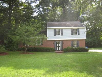 1404 Cherry Lane NW, Wilson, NC 27896 - MLS#: 100130047