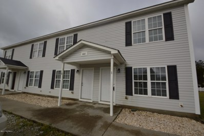 643 Fowler Manning Road UNIT TH 1, Richlands, NC 28574 - MLS#: 100130534