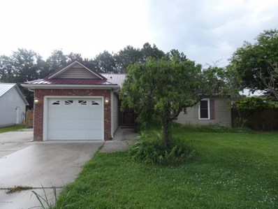 1002 Shadow Moss Court, Midway Park, NC 28544 - MLS#: 100130972