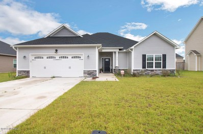 514 New Hanover Trail, Jacksonville, NC 28546 - MLS#: 100131507