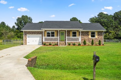 104 Quail Hollow Drive, Jacksonville, NC 28540 - MLS#: 100131986