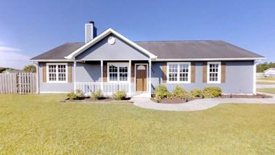 105 Foxtrail Drive, Hubert, NC 28539 - MLS#: 100132063