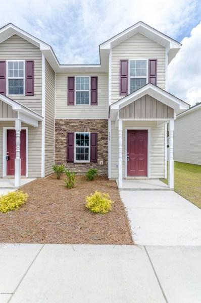 123 W Murrow Lane, Jacksonville, NC 28546 - MLS#: 100132351