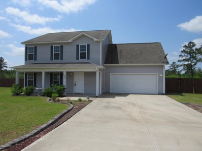 512 Cherry Blossom Lane, Richlands, NC 28574 - MLS#: 100132369