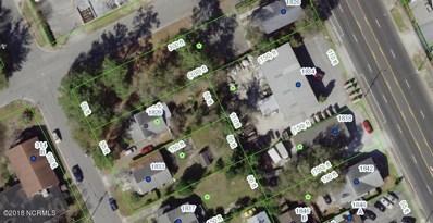 1829 Washington Street, Wilmington, NC 28401 - MLS#: 100132639