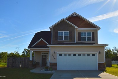 106 Peakwood Court, Jacksonville, NC 28546 - MLS#: 100132750