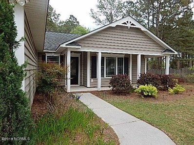 208 Egret Point Drive, Sneads Ferry, NC 28460 - MLS#: 100133047