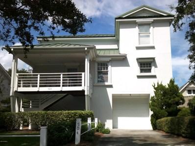 504 W Yacht Drive, Oak Island, NC 28465 - MLS#: 100133191