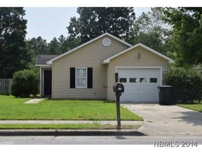 122 Buckskin Drive, New Bern, NC 28562 - MLS#: 100133312
