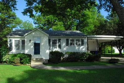 1607 New Bern Street, Newport, NC 28570 - MLS#: 100133320