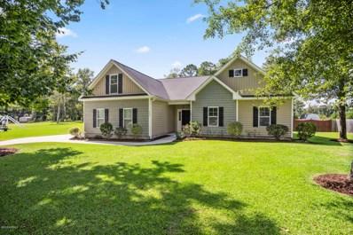 502 Blue Angel Court, Jacksonville, NC 28540 - MLS#: 100133654