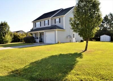 407 Mathew Andrew Court, Swansboro, NC 28584 - MLS#: 100134177
