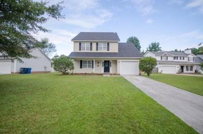 102 E Carrington Way, Jacksonville, NC 28546 - MLS#: 100134494