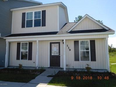 119 Waterstone Lane, Jacksonville, NC 28546 - MLS#: 100134732