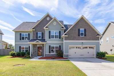 906 Stagecoach Drive, Jacksonville, NC 28546 - MLS#: 100134779