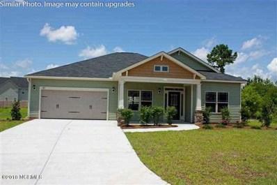 120 Farmstead Place, Jacksonville, NC 28454 - MLS#: 100135157