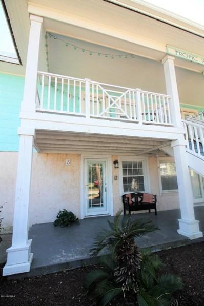 205 Florence Avenue UNIT 3, Carolina Beach, NC 28428 - MLS#: 100135712