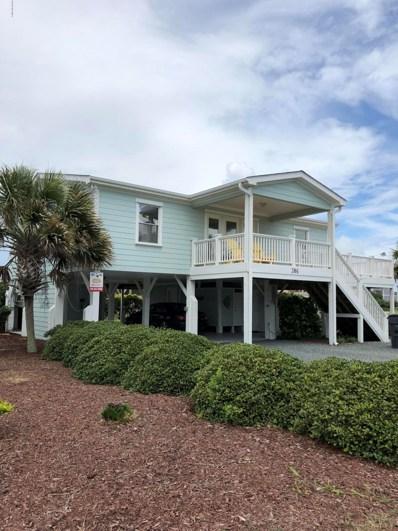 386 Ocean Boulevard W, Holden Beach, NC 28462 - MLS#: 100135952