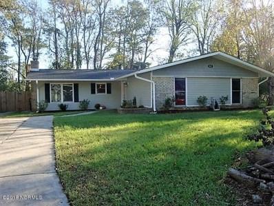 407 Shamrock Drive, Jacksonville, NC 28540 - MLS#: 100136583