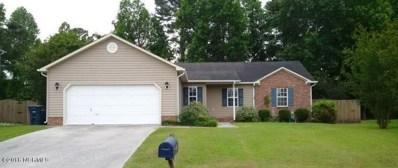 405 Southbridge Drive, Jacksonville, NC 28546 - MLS#: 100136850
