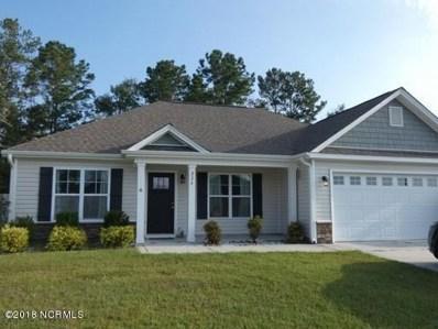 224 Hidden Oaks Drive, Jacksonville, NC 28546 - MLS#: 100137045