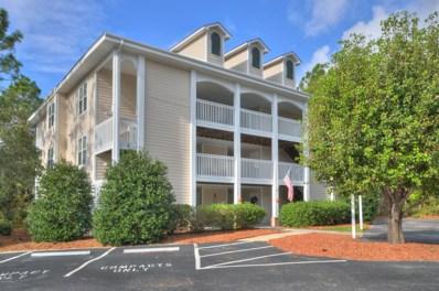 3350 Club Villa Drive UNIT 101, Southport, NC 28461 - MLS#: 100137137
