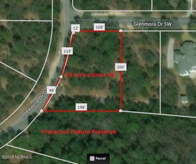 637 Loreauville Drive, Supply, NC 28462 - MLS#: 100137153