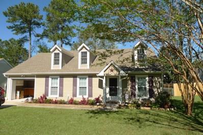 205 E Cameron Court, Jacksonville, NC 28546 - MLS#: 100137268