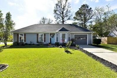 110 Stone Point Lane, Jacksonville, NC 28540 - MLS#: 100137363