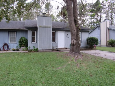 419 Cedar Creek Drive, Jacksonville, NC 28540 - MLS#: 100137471