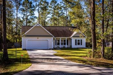 1257 Murrill Hill Road, Jacksonville, NC 28540 - MLS#: 100137656