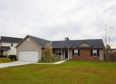 406 Southbridge Drive, Jacksonville, NC 28546 - MLS#: 100137693