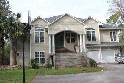 155 Otway Burns Drive, Swansboro, NC 28584 - MLS#: 100137849