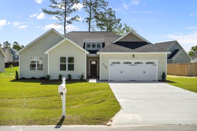 308 Adobe Lane, Jacksonville, NC 28546 - MLS#: 100138380