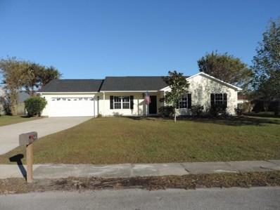 706 Ironwood Drive, Havelock, NC 28532 - MLS#: 100138397