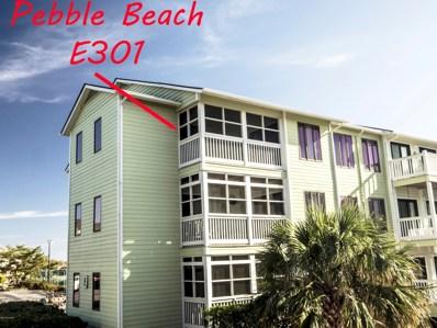 9201 Coast Guard Road UNIT E301, Emerald Isle, NC 28594 - MLS#: 100138845