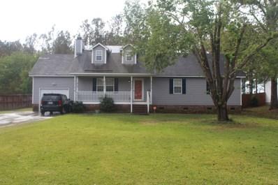 215 E Ivybridge Drive, Hubert, NC 28539 - MLS#: 100139019
