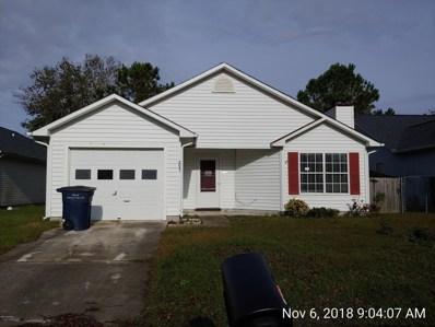 2041 W Windgate Court, Jacksonville, NC 28546 - MLS#: 100139496