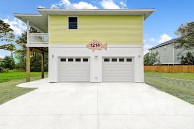 1214 Snapper Lane, Carolina Beach, NC 28428 - MLS#: 100139694