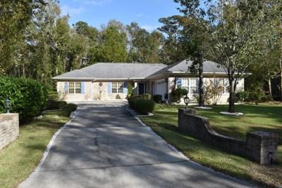 66 Calabash Drive, Carolina Shores, NC 28467 - MLS#: 100139990