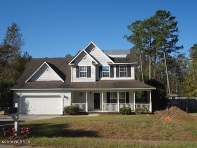 202 Dockside Drive, Jacksonville, NC 28546 - MLS#: 100140525