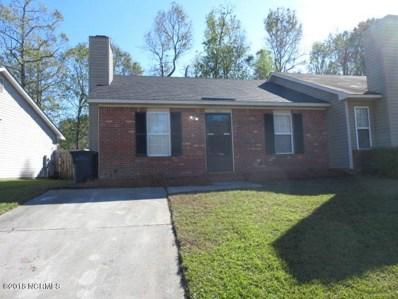 162 Brenda Drive, Jacksonville, NC 28546 - MLS#: 100140672