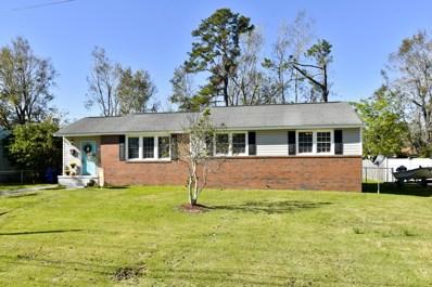 409 Seminole Trail, Jacksonville, NC 28540 - MLS#: 100140899