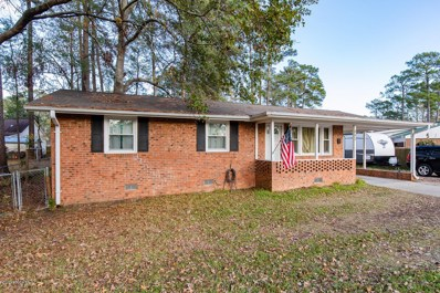 842 Gum Branch Road, Jacksonville, NC 28540 - MLS#: 100141947