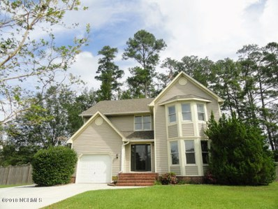 100 Fawn Trail, Jacksonville, NC 28540 - MLS#: 100142339