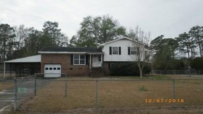 1135 Gould Road, Jacksonville, NC 28540 - MLS#: 100142538